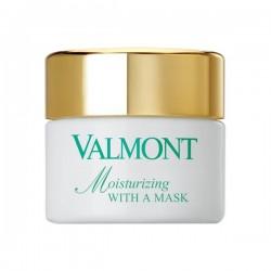 Moisturizing With a Mask 50...