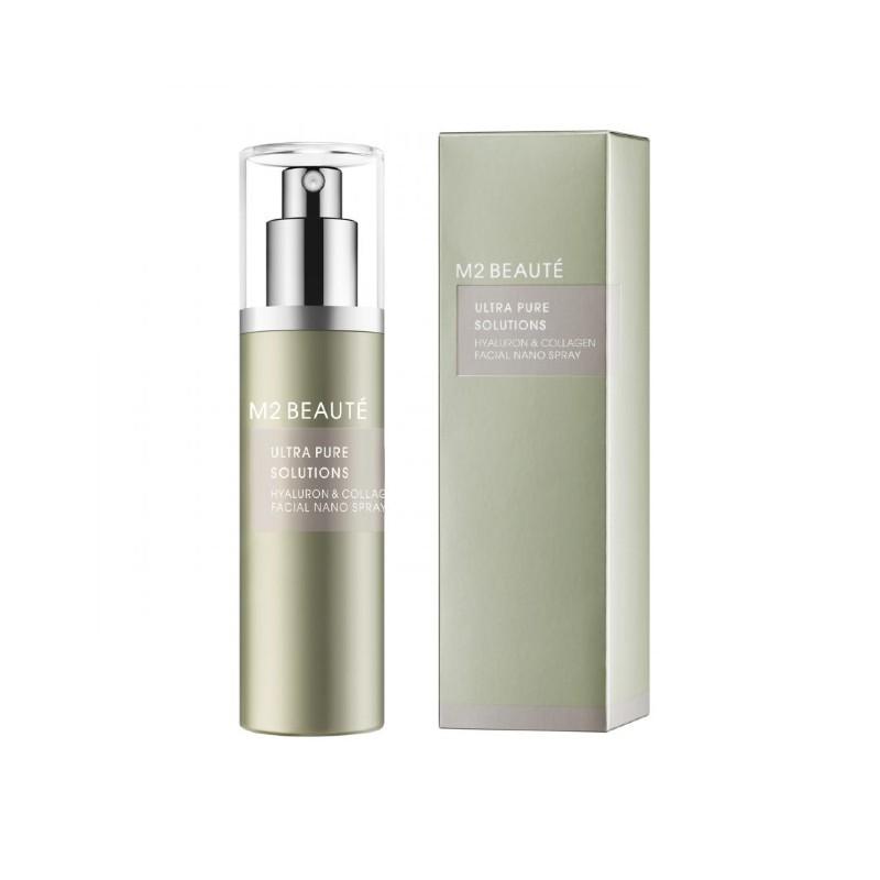 M2 Beauté - Ultra Pure S. Hyaluron & Collagen Facial Nano Spray