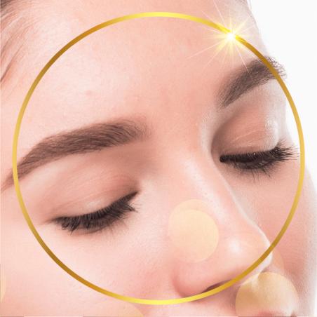 Eyebrow and Eyelash Treatment